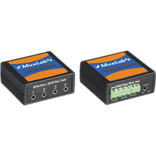 MuxLab IR Remote Extender Kit