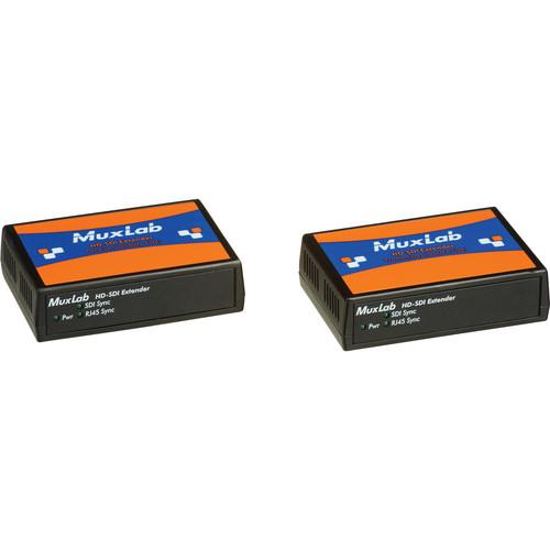 MuxLab 500700 HD-SDI Extender Kit (Transmitter/Receiver)