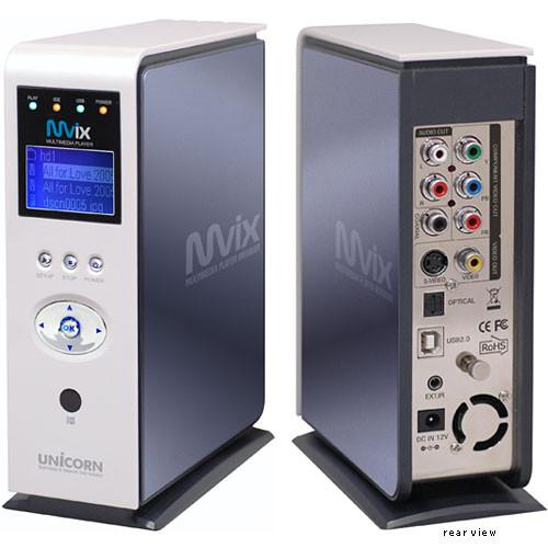 MvixUSA MV-5000R Multimedia Center without Hard Drive