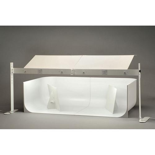 MyStudio MS20DEL Deluxe Tabletop Photo Studio Kit w/ 5000K Lighting