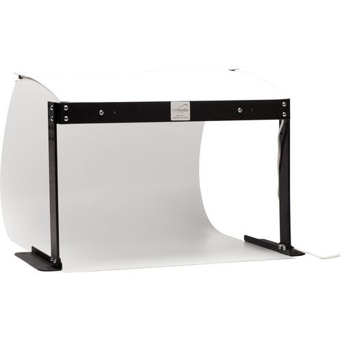 MyStudio PS5 PortaStudio Portable Photo Studio Kit with Fluorescent Lighting