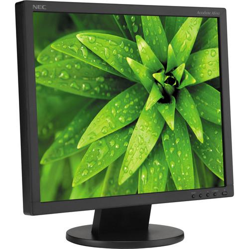 """NEC AccuSync AS192-BK 19"""" LCD Computer Monitor"""