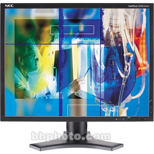 "NEC MultiSync LCD2190UXiBK 21"" LCD Computer Monitor (Black)"