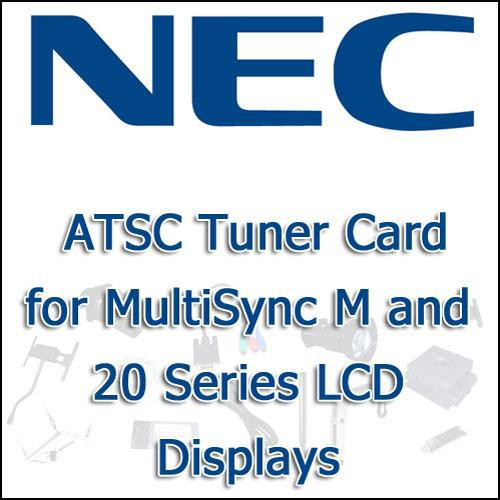 NEC ATSC Tuner Card for MultiSync M and 20 Series LCD Displays