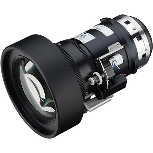 NEC NP19ZL 2.22 to 3.67:1 Medium Throw Zoom Lens with Shift & Memory for Select NEC Projectors