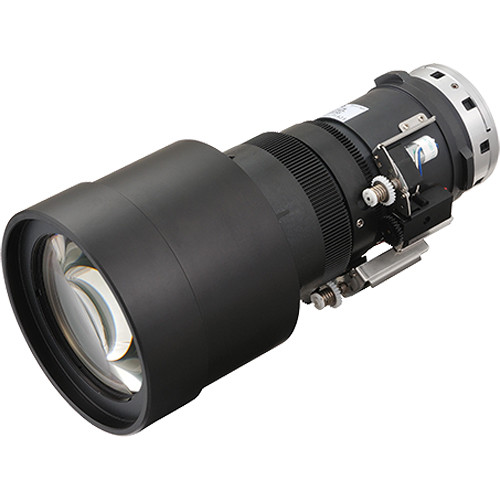 NEC NP21ZL 5.3 to 8.3:1 Long Zoom Lens with Shift & Memory for Select NEC Projectors