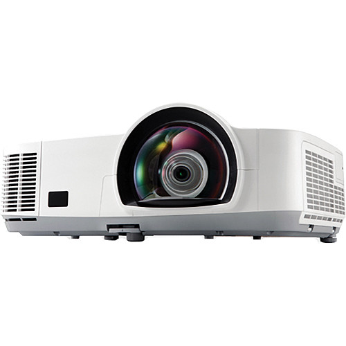 NEC NP-M300XS XGA LCD Short Throw Projector