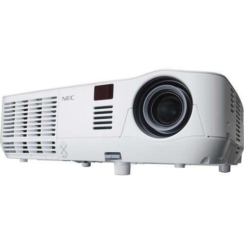 NEC NP-V260X XGA 3D Mobile Projector