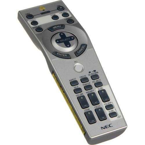 NEC RMT-PJ02-Remote Control