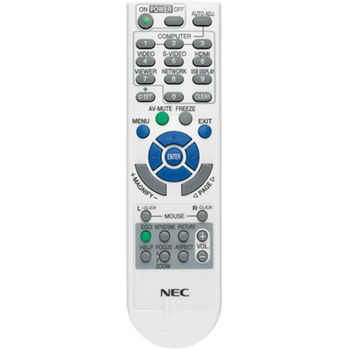NEC RMT-PJ31-Remote Control for M260X/M260W/M300X
