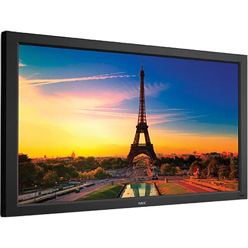 """NEC V551-AVT 55"""" Commercial Grade LCD w/ Speakers/AV Inputs/Digital Tuner"""