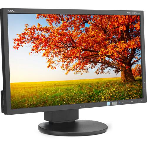 "NEC EA224WMI-BK 22"" Widescreen LED Backlit IPS Monitor"
