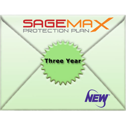 NEW 3-Year SAGEMAX Protection Plan