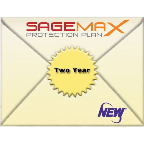 NEW 2-Year SAGEMAX Protection Plan
