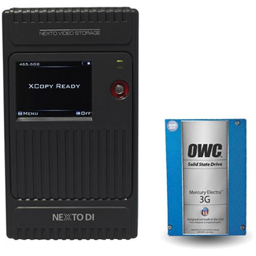 NEXTO DI 120GB Nexto Video Storage with Built-In SSD