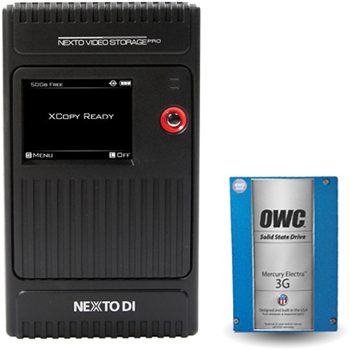 NEXTO DI 120GB Video Storage Pro with Built-In SSD