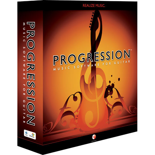 NOTION Music Progression - Music Software for Guitar