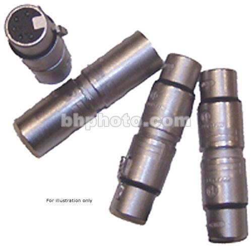 NSI / Leviton DMX Adapter - 3-Pin Male to 5-Pin Male