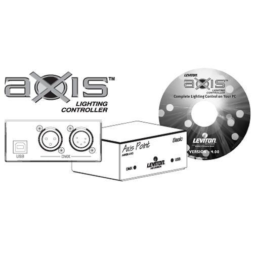 NSI / Leviton Axis Basic Lighting Controller Expansion Kit