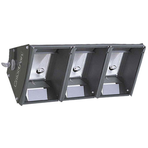 NSI / Leviton Cyc Strip - Three Sections, Three Circuits  (120-240VAC)
