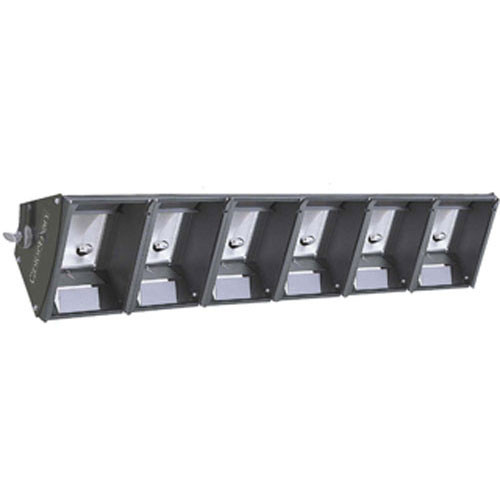 NSI / Leviton Cyc Strip - Eight Sections, Four Circuits  (120-240VAC)