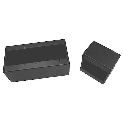 NSI / Leviton 4-Gang Surface Mount Backbox, Side Locking (CTP-7-4514)