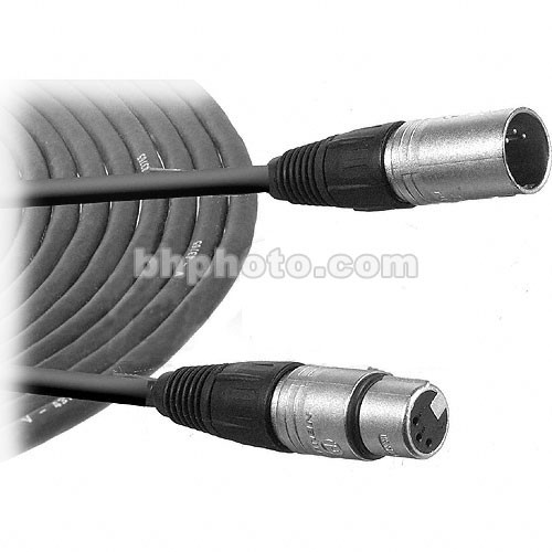 NSI / Leviton DMX 3-Pin Cable - 25'