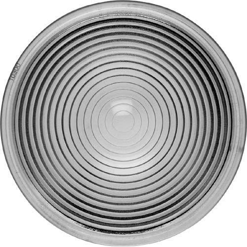 "NSI / Leviton 6"" (15.25)  Theater Fresnel Glass Lens"