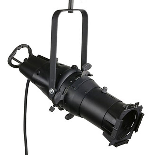 NSI / Leviton Leo Ellipsoidal Spotlight - 19 Degrees (115-240VAC)