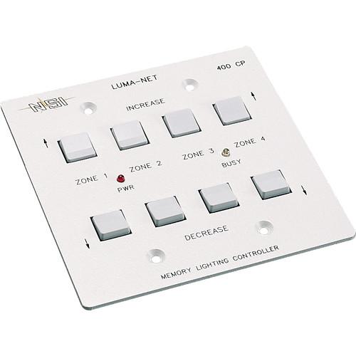 NSI / Leviton Luma-Net 400-CP Remote Memory Control Panel