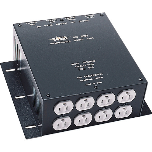 NSI / Leviton Digital Dimmer Pack