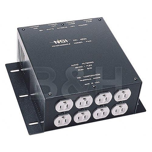 NSI / Leviton N4600-009 Satellite Dimmer Pack (240V)