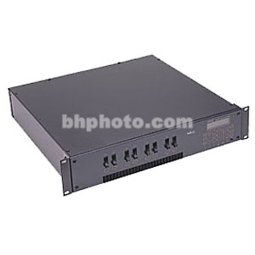 NSI / Leviton DS8-12 8 Channel Dimmer Pack, 1200W Per Channel - 9600W - Stage Pin Connector (120VAC)