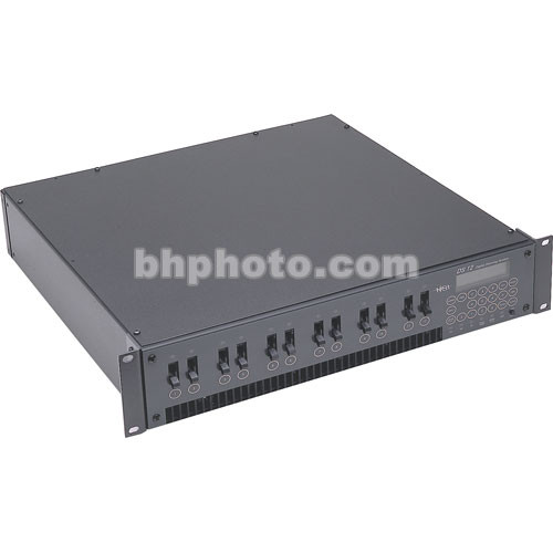 NSI / Leviton Dimmer Pack - 12 Channels, 2400W Per Channel - 28000W