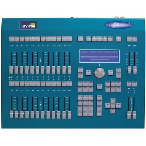 NSI / Leviton Piccolo  48 Channel Lighting Controller  (120VAC)