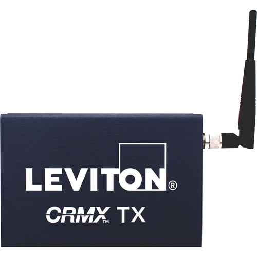NSI / Leviton WCRMX-I1R Indoor Wireless DMX Transmitter