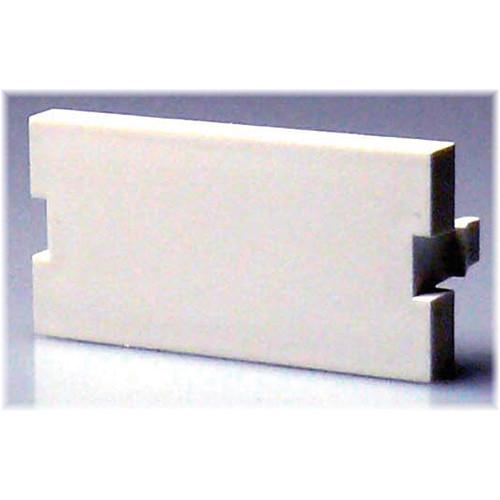 NTW 3UN/B-2W 1U Blank Filler Module