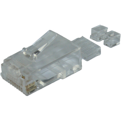 NTW UTP CAT6 Connector (Pack of 10)
