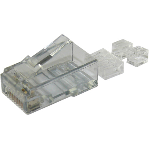 NTW UTP CAT6 Connector (Pack of 50)