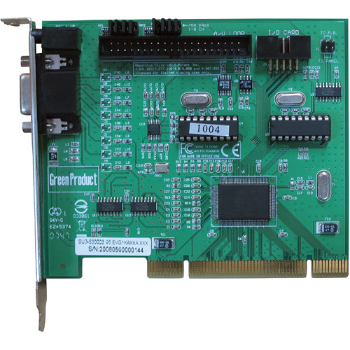 NUUO SCB1008 Software Capture Card