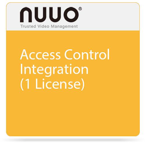 NUUO Access Control Integration (1 License)