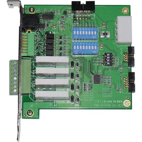 NUUO SCB-S-IO Digital Input-Output Card