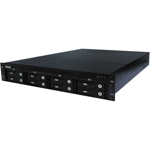 NUUO NT-8040RP Titan Standalone NVR (4-Channel, 8-Bay)