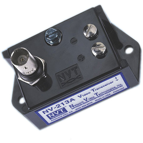 NVT NV-213A  Single Channel Passive Video Transceiver