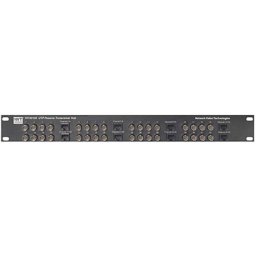 NVT NV-3213S 32-Channel Video Transceiver Stub Hub