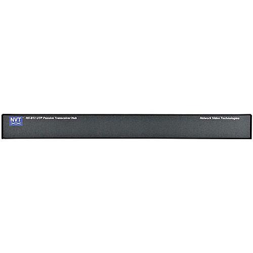 NVT NV-813  8-Channel Video Transceiver  Hub