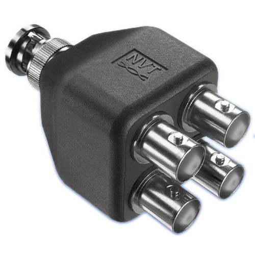 NVT BNC Coax Splitter Adapter