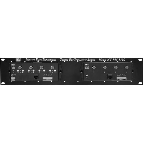 NVT NV-RM8/10 Rack Panel