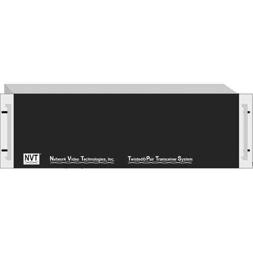 NVT NV-RM-15 Rackmount Video/Audio Transceiver System