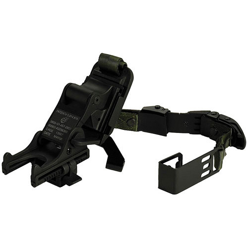 N-Vision PASGT Helmet Mount Assembly